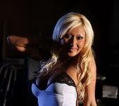 Trisha & Lee Lexxus Lesbian Slave - Mighty Mistress 2