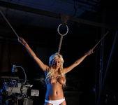 Trisha & Lee Lexxus Lesbian Slave - Mighty Mistress 14