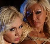 Trisha & Lee Lexxus Lesbian Slave - Mighty Mistress 18