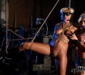 Trisha & Lee Lexxus Lesbian Slave - Mighty Mistress 24