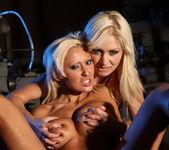 Trisha & Lee Lexxus Lesbian Slave - Mighty Mistress 30