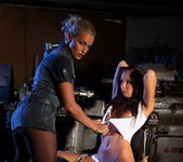 Kissy & Kathia Nobili Lesbian Punishment - Mighty Mistress 11