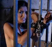 Kathia Nobili & Izabella De Cruz Lesbian Punishment 2