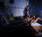 Kathia Nobili & Izabella De Cruz Lesbian Punishment 11