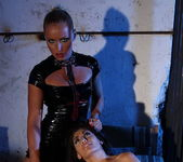 Kathia Nobili & Izabella De Cruz Lesbian Punishment 22