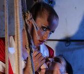 Kathia Nobili & Chanel Lesbian Slave - Mighty Mistress 22