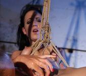 Kathia Nobili & Chanel Lesbian Slave - Mighty Mistress 24