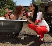 Mandy Bright & Ella Brawen Dominatrix - Mighty Mistress 23