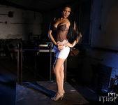Lee Lexxus & Kitty White Lesbian Bondage - Mighty Mistress 2