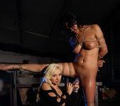 Lee Lexxus & Kitty White Lesbian Bondage - Mighty Mistress 21