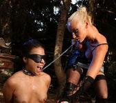 Kathia Nobili & Giggy Lesbian BDSM - Mighty Mistress 10
