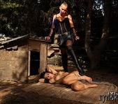 Kathia Nobili & Giggy Lesbian BDSM - Mighty Mistress 15