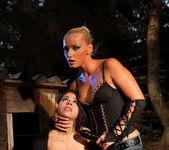 Kathia Nobili & Giggy Lesbian BDSM - Mighty Mistress 22