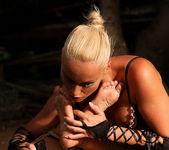 Kathia Nobili & Giggy Lesbian BDSM - Mighty Mistress 24