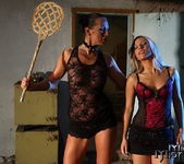 Candy & Mandy Bright Dominatrix - Mighty Mistress 5