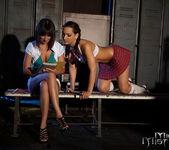Sabrina Sweet & Blanka Lesbian Bondage - Mighty Mistress 6