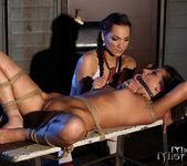 Sabrina Sweet & Blanka Lesbian Bondage - Mighty Mistress 14