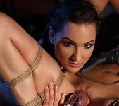 Sabrina Sweet & Blanka Lesbian Bondage - Mighty Mistress 18