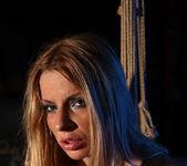 Debbie White & Kathia Nobili Lesbian Slave - Mighty Mistress 5