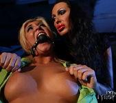 Mandy Bright & Angelic Diamond Lesbian Bondage 12