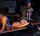 Mandy Bright & Angelic Diamond Lesbian Bondage 15