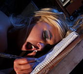 Mandy Bright & Angelic Diamond Lesbian Bondage 29