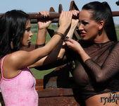 Mandy Bright & Black Sonja Dominatrix - Mighty Mistress 9