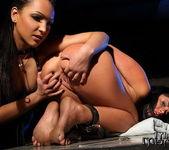Sabrina Sweet & Madison Parker Lesbian Bondage 17
