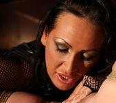 Mandy Bright and Kira Banks Lesbian BDSM - Mighty Mistress 9