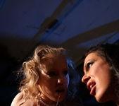 Mandy Bright and Kira Banks Lesbian BDSM - Mighty Mistress 15