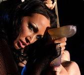 Mandy Bright and Kira Banks Lesbian BDSM - Mighty Mistress 19