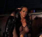 Mandy Bright and Kira Banks Lesbian BDSM - Mighty Mistress 28