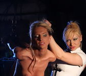 Bambi and Lee Lexxus Lesbian Bondage - Mighty Mistress 15