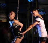 Sabrina Sweet and Sinead Lesbian Punishment 14