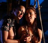 Mandy Bright and Maria Bellucci Dominatrix - Mighty Mistress 17