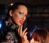 Mandy Bright and Maria Bellucci Dominatrix - Mighty Mistress 18