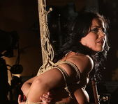 Mandy Bright and Clarisse Lesbian Slave - Mighty Mistress 14