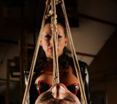 Mandy Bright and Clarisse Lesbian Slave - Mighty Mistress 22
