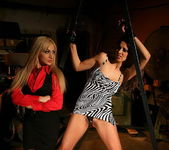Hope & Lee Lexxus Lesbian BDSM - Mighty Mistress 5