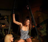 Hope & Lee Lexxus Lesbian BDSM - Mighty Mistress 6