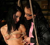 Sabrina Sweet & Black Sonja Dominatrix - Mighty Mistress 15