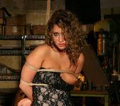 Mandy Bright & Kathalina Lesbian Punishment 9