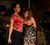 Mandy Bright & Kathalina Lesbian Punishment 11