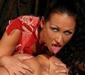 Mandy Bright & Kathalina Lesbian Punishment 26
