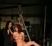 Katy Parker & Mandy Bright Lesbian Slave - Mighty Mistress 7