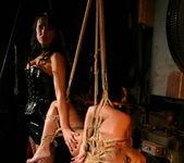 Mandy Bright & Kathia Nobili Lesbian Punishment 4