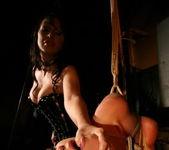 Mandy Bright & Kathia Nobili Lesbian Punishment 6