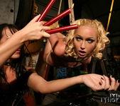 Mandy Bright & Kathia Nobili Lesbian Punishment 13