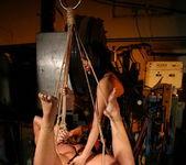 Mandy Bright & Kathia Nobili Lesbian Punishment 16
