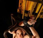 Evelyne Foxy & Sabrina Sweet Lesbian BDSM - Mighty Mistress 3